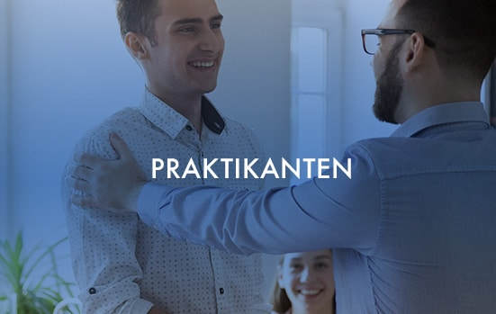 praktikanten button